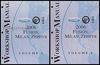 lincoln zephyr repair manual