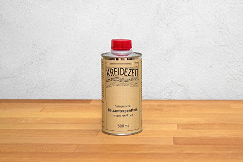 Kreidezeit Balsamterpentinöl 500 ml