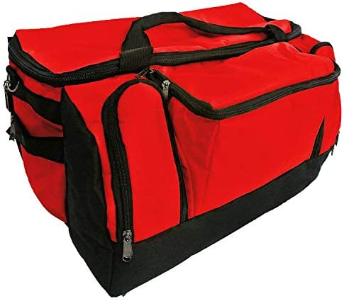 Max 71% Luxury OFF Guard First Response Bag red