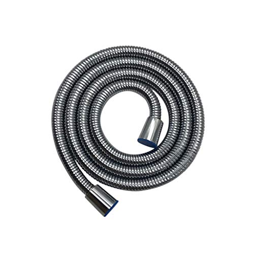 Review Of Evangelia.YM 1.5m Length Stainless Steel Hand-Held Bidet Toilet Sprayer Shower Hose Tube -...