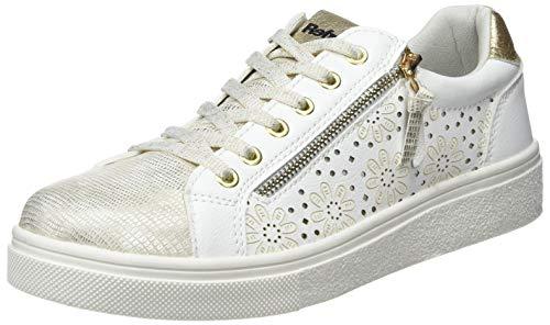 Refresh 69953.0, Zapatillas Mujer, Blanco Blanco Blanco
