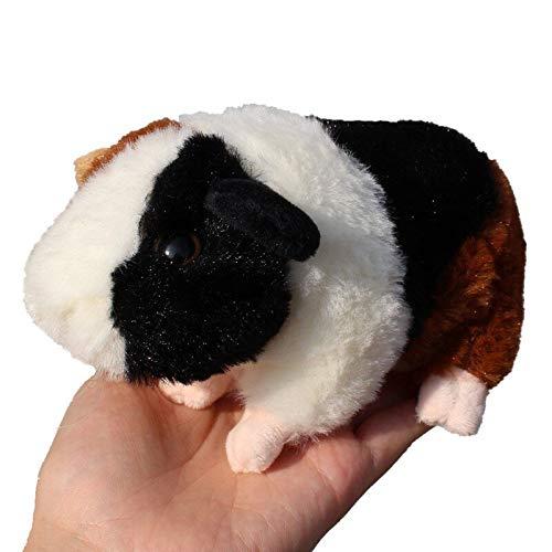 New Guinea Pig Guinea Pig Doll Children's Plush Toy Guinea Pig Plush Doll Christmas Boy Girl Birthday Gift 15cm-18cm