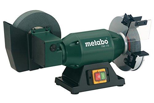 Metabo 611750000 611750000-Esmeriladora en seco y húmedo para Metal TNS 175 monofásica...