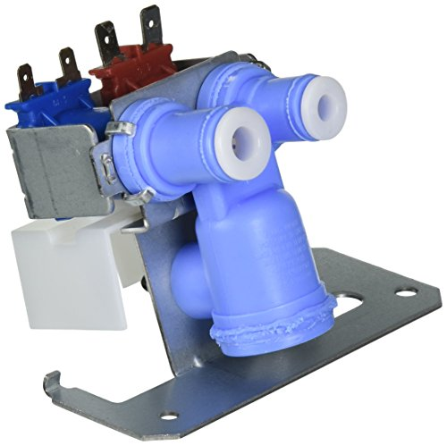 NEW Replacement Part - GE Refrigerator Dual Solenoid inlet Water Valve Part# WR57X10051 by ERP