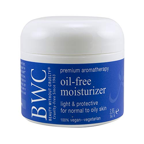 Beauty without Cruelty Facial Moisturizer Oil-Free, 2 Fluid Ounce
