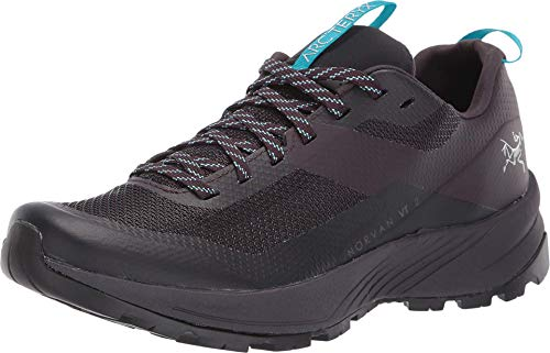 Arc'teryx Norvan VT 2 GTX Shoe Women's | Gore-Tex Trail Running Shoe | Dimma/Dark Firoza, 7.5