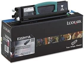 LEXE352H11A - Lexmark Original Toner Cartridge