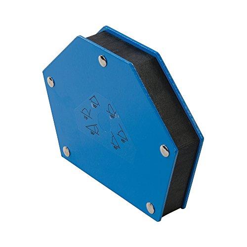 Silverline 529011 - Escuadra magnética para soldar (27,2 kg)