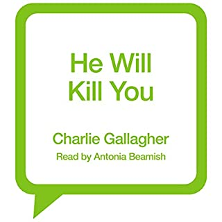 He Will Kill You audiobook cover art