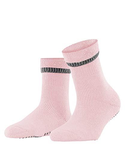 FALKE Damen Cuddle Pads W HP Hausschuh-Socken, Blickdicht, Rosa (Sakura 8909), 35-38
