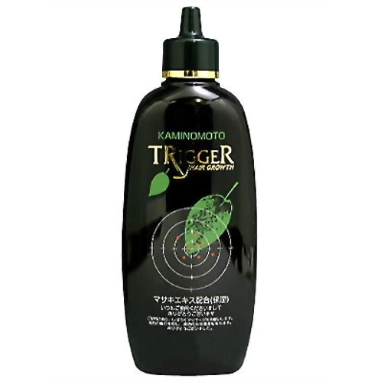 黄ばむ従順な肌寒い薬用発毛促進剤 トゥリガー
