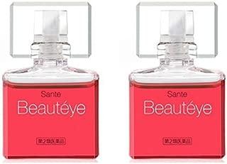 2 of Santen Beautyeye Eyedrops 12ml [Imported by ☆SAIKO JAPAN☆ W/ Tracking #]