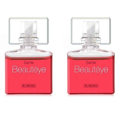 2 of Santen Beautyeye Eyedrops 12ml [Imported by SAIKO JAPAN W/ Tracking #]