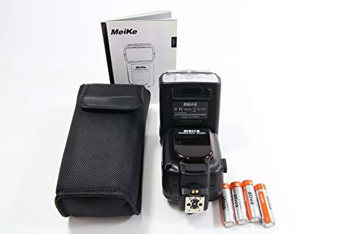 Meike MK900 - Flash i-TTL para Nikon DSLR