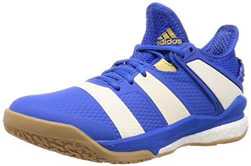 Adidas ADIDAS AG G26422 - Stabil X 000 BLUE/OWHITE/GOLDMT Gr. 9