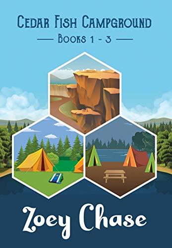 Cedar Fish Campground Books 1-3 (1) (Cedar Fish Campground Sets)