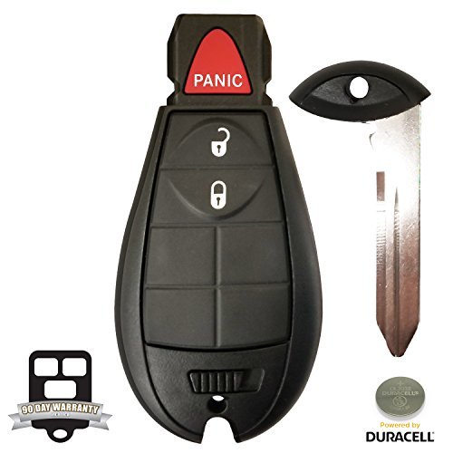 Price comparison product image Dodge Ram GQ4-53T Key 1500 2500 3500 Pickup Truck Remote Fob Transmitter