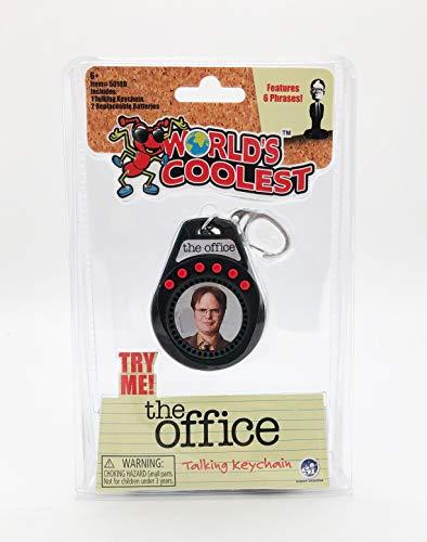 The Office Talking Keychain - Dwight