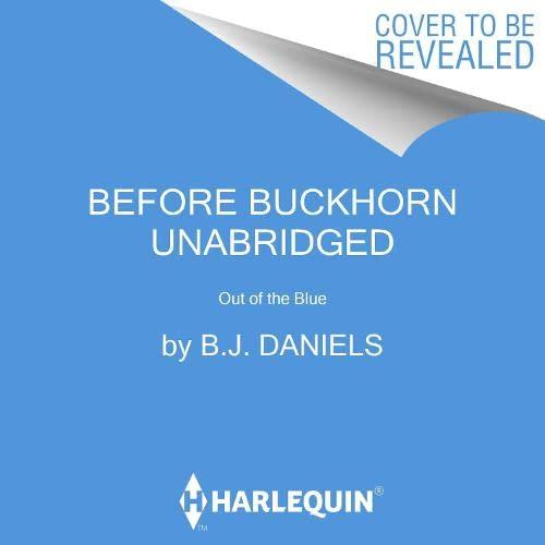 Couverture de Before Buckhorn