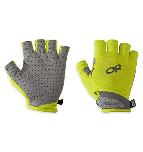 Outdoor Research ActiveIce Chroma Sun Gloves, Lemongrass, X-Small
