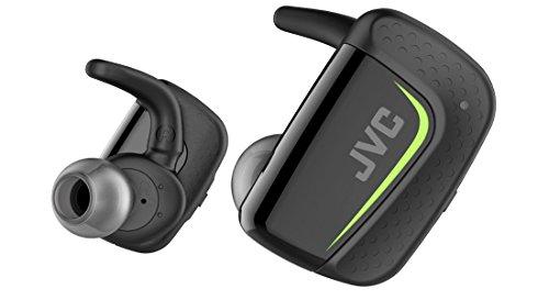 JVCHA-ET900BT完全ワイヤレスイヤホンBluetooth/防水(IPX5対応)/最大9時間再生ブラックHA-ET900BT-B