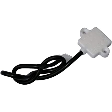 1M, Single Probe Taidacent Pipeline High Low Water Level Sensor Detection Water Tower Box Non Contact Level Switch Boiler//Auto Water Pump Float Switch Water Level Controller