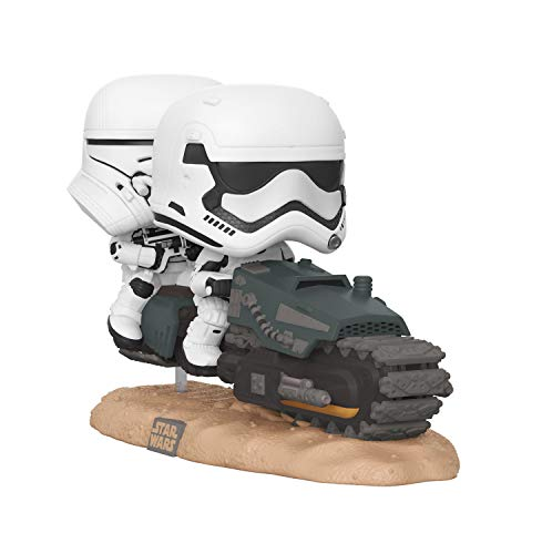 POP Movie Moment: Star Wars The Rise of Skywalker - First Order Tread Speeder