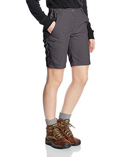 Salewa Damen Wanderhose Kurz TORRANI Dry Frauen Shorts, Magnet, 44