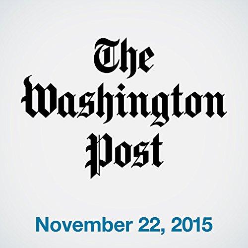Top Stories Daily from The Washington Post, November 22, 2015 copertina