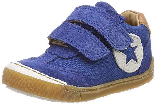 Bisgaard Jungen Unisex Kinder 40312.119 Sneaker, Blau (Blue 602), 30 EU