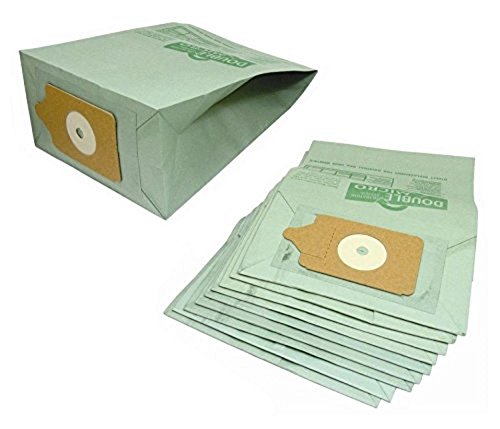 10 Pack Henry Hoover Stofzuiger Dubbellaags Papier Stofzakken Geschikt om Nvm1b & Nvm1c/2 Type Nieuw En Hoge Kwaliteit