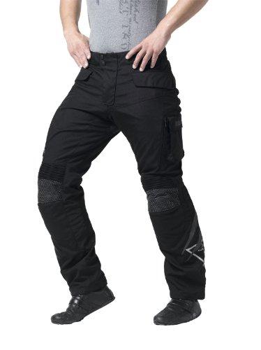 Racer Vero Textilhose, Schwarz, Größe 4XL