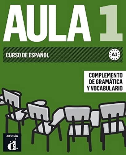 Aula Nueva Edición 1 complemento de gramática y vocabulario: Aula Nueva Edición 1 complemento de gramática y vocabulario (Ele - Texto Español)