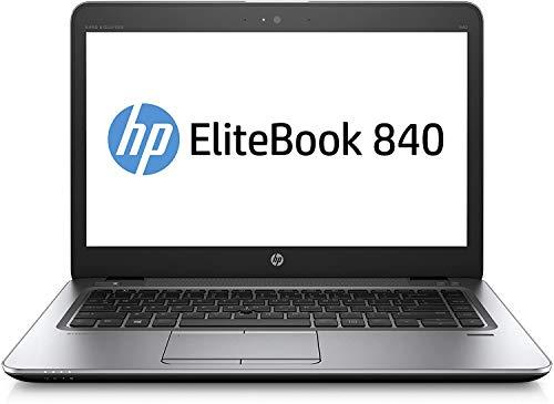 "Notebook HP Elitebook 840 G3 i5-6300U 2.4gHZ, 8gb ram, 256gb SSD, 14"" FHD, Win 10 Pro - Keyboard QWERTY IT (Ricondizionato)"