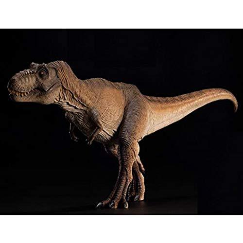 GAOAO 1:35 Tyrannosaurus Alpha Dinosaurio prehistórico colección de Juguetes de Animales muñeca móvil de mandíbulaDecorative Ornaments