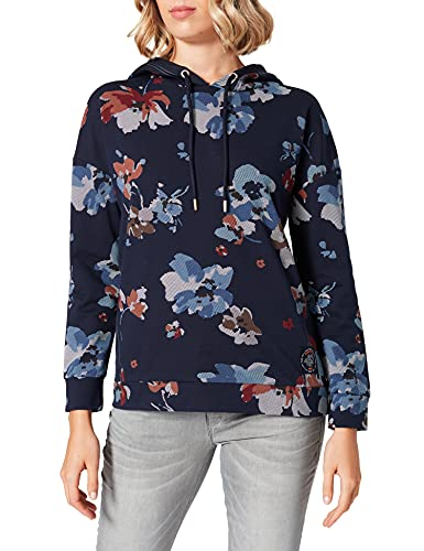 Cecil Damen 316939 T-Shirt, deep Blue, M