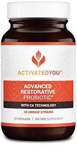 Activated You Advanced Restorative Probiotic, 30 Capsules