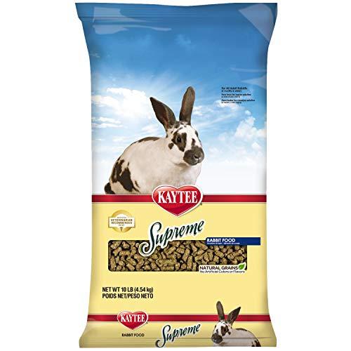 Kaytee Supreme Rabbit Food 10 pounds