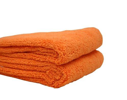 DELIRIUM DC-01 Orange Drying Towel Trockentuch