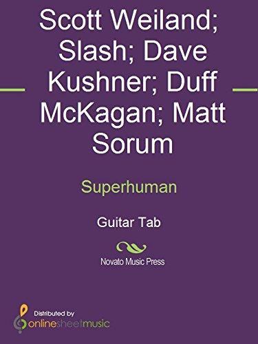 Superhuman (English Edition)