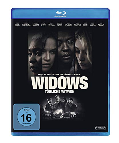 Widows - Tödliche Witwen [Blu-ray]