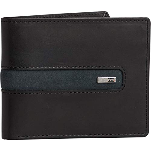 Billabong D Bah Leather Wallet - Black