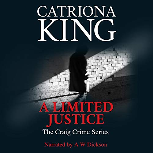 A Limited Justice audiobook cover art