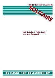 Solitaire fanfare -partition+parties separees