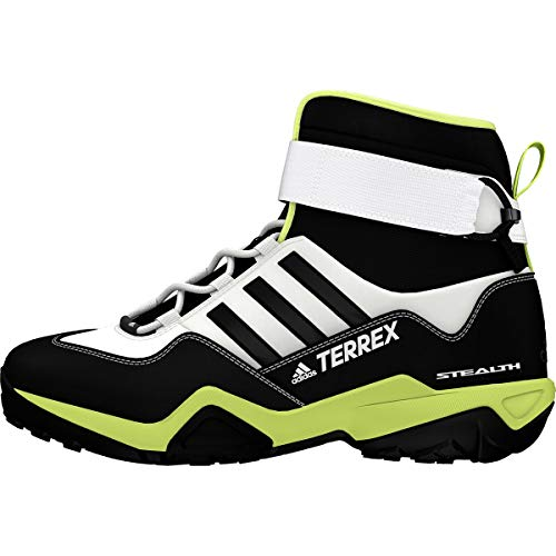 adidas Herren Terrex Hydro_LACE Trekking-& Wanderstiefel, Mehrfarbig (Ftwbla Negas Amasol), 41 1/3 EU