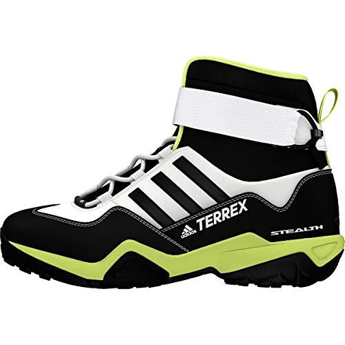 adidas Terrex Hydro_Lace, Botas de Senderismo Hombre, FTWBLA/NEGBÁS/Amasol, 45 1/3 EU