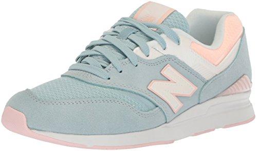 New Balance Damen 697v1 d Sneaker, Mehrfarbig (Stardust), 36.5 EU