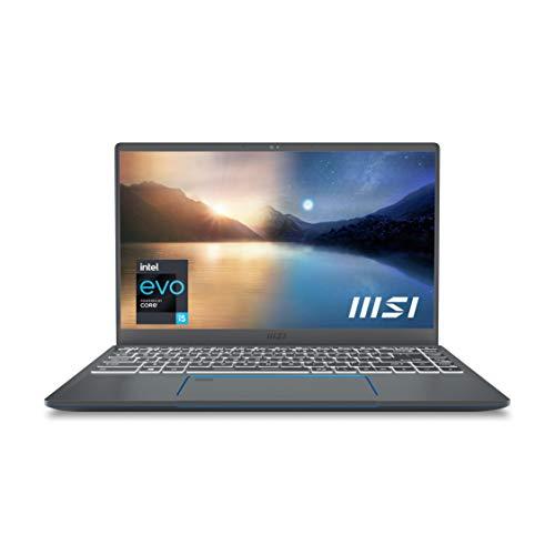 MSI Prestige 14 Evo Professional Laptop: 14' FHD Ultra-Thin Bezel...