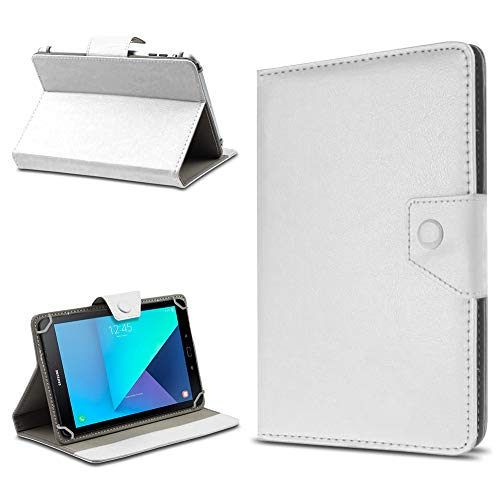 UC-Express Tablet Case voor Samsung Galaxy Tab 3 Lite 7.0 Case Cover Protective Case, kleur:wit