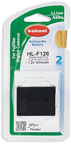 Preisvergleich Produktbild Hähnel HL F126 Li-Ionen Ersatzakku Typ Fuji NP-W126 für HS30XR / X-Pro1
